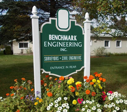 Benchmark Engineering Harbor Springs Michigan